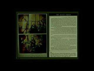 Тайны мирового порядка ч 14 Тайный орден