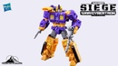 Transformers Siege Deluxe Class IMPACTOR Video Review