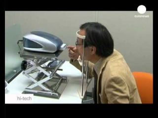 "euronews hi-tech - Japanese revive ""Smell-O-Vision"""