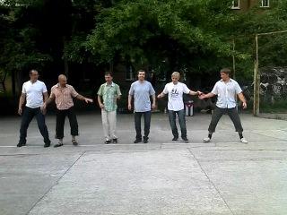 Tiroler Morgengymnastik für Männer (тирольская утренняя гимнастика для мужчин)