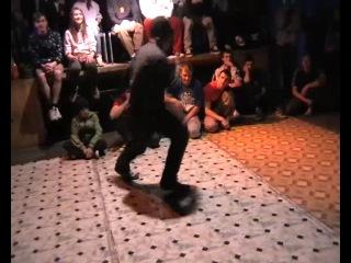 1 й круг b boy Maestro Wild Beezz School vs b boy