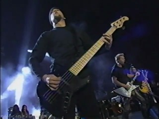Metallica - Fade To Black (the last show of Jason with MetallicA) 2001