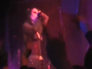 Thetres des Vampires - Carmilla (live 16. 04. 2011 Plan B)