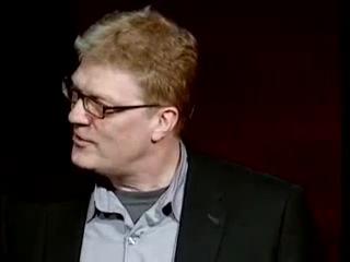 Кен Робинсон - Образование убивает творчество