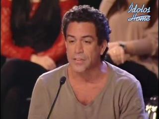 Шоу Идолы- TOP 10 - Chay Suede - Feche os Olhos