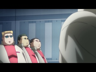 Ginga Kikoutai Majestic Prince / Благородный звездный отряд - 18 серия (Cuba77 & Nika Lenina)