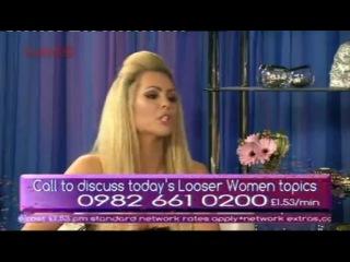 Lucy Pinder - Loaded TV - Looser Women - 13-01-2013