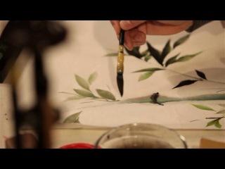 Уроки китайской живописи и каллиграфии.