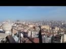 Вид на Стамбул с вершины Галатской башни