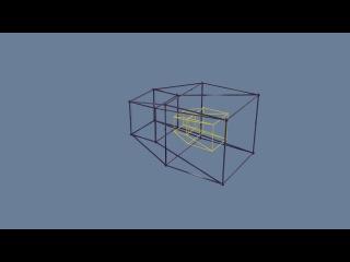 DiegoDCvids - 4D Hypercubes Tesseract (Two 4Ds)