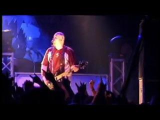 """Легендарная немецкая группа RAGE - на гитаре наш Виктор Смольский (группа """"Мастер"""")"""