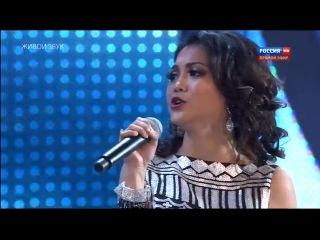 Новая Волна 2013 Elva Patty & Sandhy Sondoro (Indonesia)