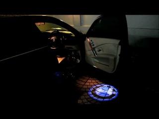 лазерный проектор авто логотипа