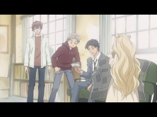 Honey and clover 05. i think of my mother in my hometown