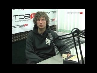 Ростов творческий Егор Псих из группы Песочные люди 7 февраля 2014 года Felix Montana Exclusive