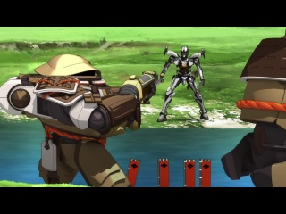 Nobunaga the Fool / Глупец Нобунага - 7 серия озв.FaSt