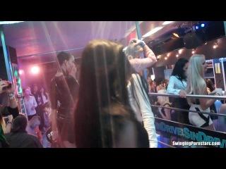 DrunkSexOrgy.com/SwingingPornstars.com/Tainster.com Summer Jam Bang Part 1 - Hardcore Cam (2014) HD