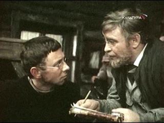 Обыкновенная Арктика Олег Даль и Ролан Быков Фрагмент