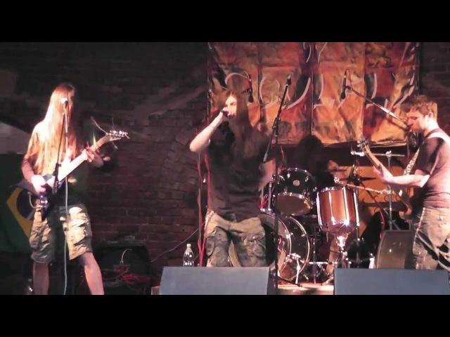 SoulRise Living Sacrifice Der Wrangel Tower Kaliningrad 22 04 2012 vox by St Soulfly cover