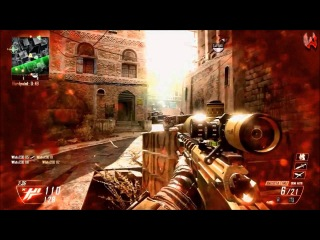 Call of Duty Black Ops 2 - Sniping Minitage By FaZe Wartek