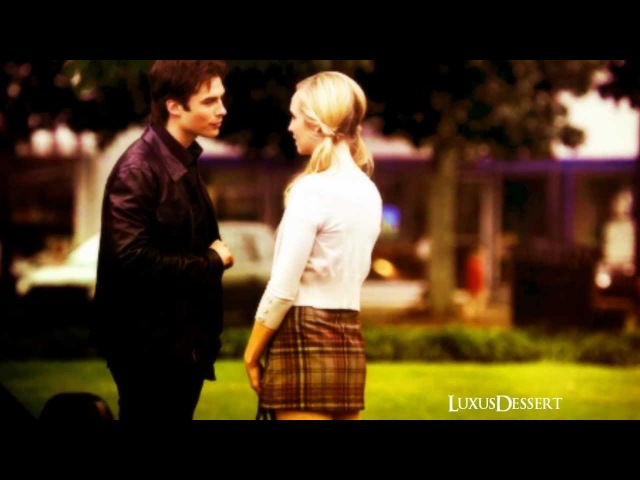 Caroline/Matt (Katherine/Damon) - Beauty Of The Dark