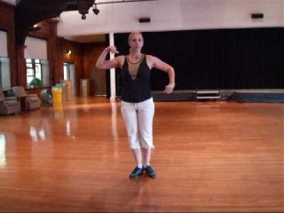 "Dartmouth Tango Class with Daniela Arcuri, 7/20/09: Women's Technique (""Tango Yoga"")"