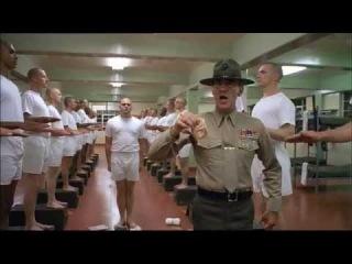 Full Metal Jacket - Gunnery Sergeant Hartman 3