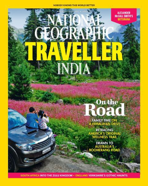 National Geographic Traveller India - May 2016