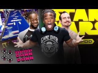 Austin Creed, Kofi Kingston & Aiden English's Japanese arcade adventure! — Expansion Pack