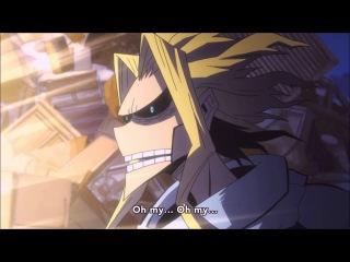 Boku no Hero Academia - Oh My Goodness! Funny Moment