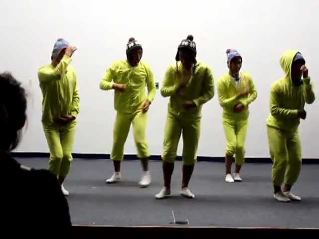 댄스커버이벤트참여 크레용 팝 댄싱퀸 Crayon Pop Dancing Queen at BYUH