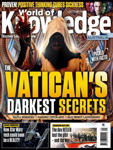World of Knowledge - September 2016 vk.com