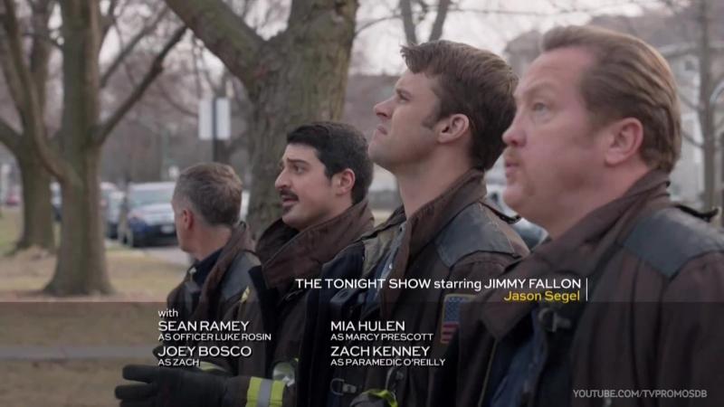 Пожарные Чикаго Chicago Fire 5 сезон 18 серия Промо Take a Knee HD