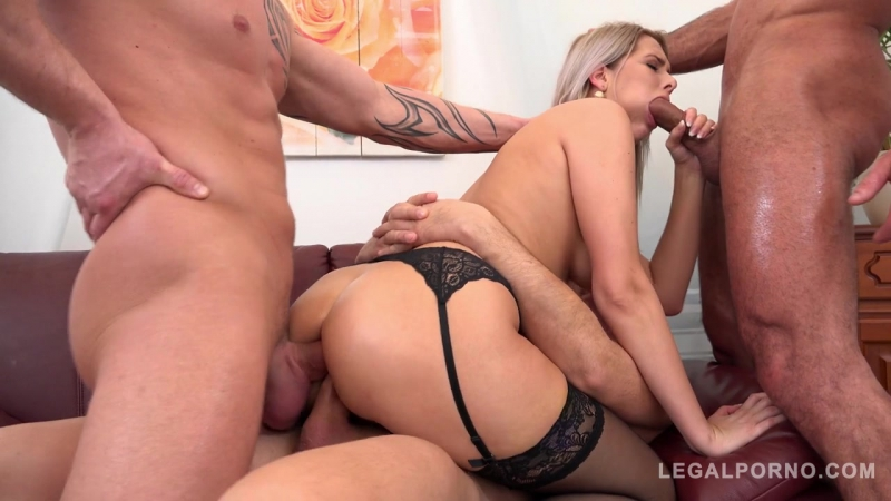 Nikky Dream In Triple Anal Sex Gonzoxxx 1