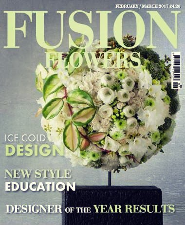 Fusion Flowers - February-March 2017