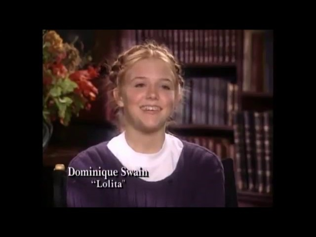 DVD BONUS Lolita Лолита 1997 Behind the scenes On the Set Special За кадром ENG RUS SUB