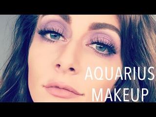 Zodiac Makeup Tutorial: AQUARIUS