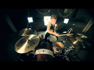 Dylan Taylor - Pop That (French Montana, Rick Ross, Drake, and Lil' Wayne Drum Cover)