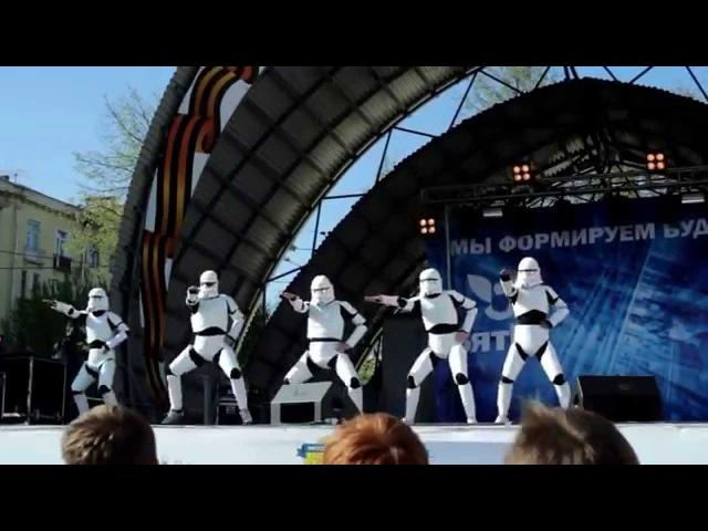 Vader's Army in Kirov Штурмовики в Кирове