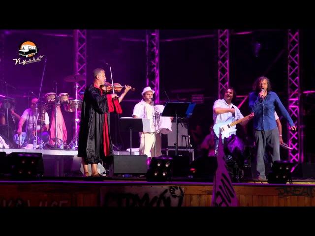 EMIR KUSTURICA THE NO SMOKING ORCHESTRA na Przystanku Woodstock 2013