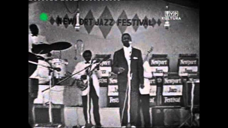 Muddy Waters Got My Mojo Workin' Newport 1960 stereo