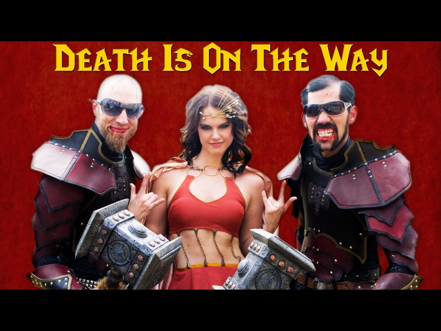 SONGHAMMER - DEATH IS ON THE WAY
