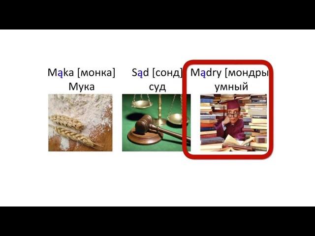 Урок польского языка 1 новый проект ПОЛНЫЙ