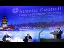 Başbakan Davutoğlu Atlantik Konseyi Özel Oturum Konuşması.