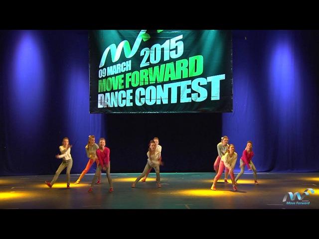 BOOMBASTIK CREW | KIDZ DANCE TEAM | MFDC 2015 [Official HD]