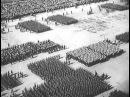Парад на Красной площади из к/ф Две встречи (1932)