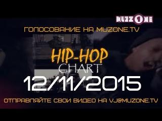 HIP-HOP CHART на MUZZONE, 12/11/2015