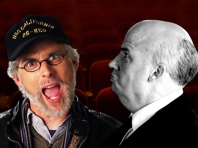 Steven Spielberg vs Alfred Hitchcock Epic Rap Battles of History