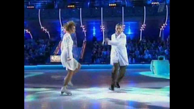 Ксения Алферова и Повелас Ванагас