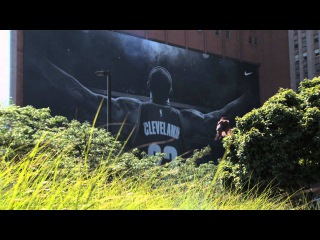 NBA Finals Phantom Raw: Cavs entering the Arena
